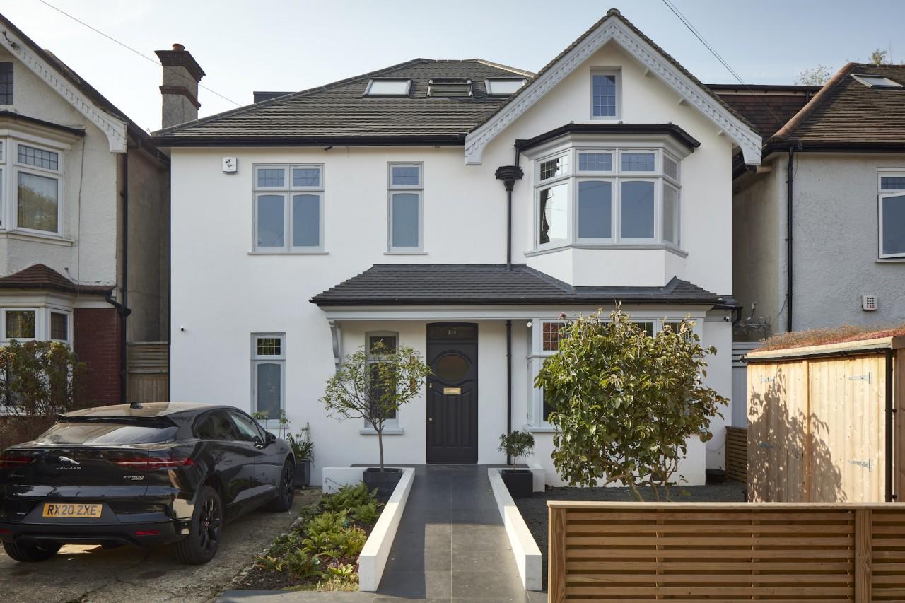 Una casa senza barriere a Londra