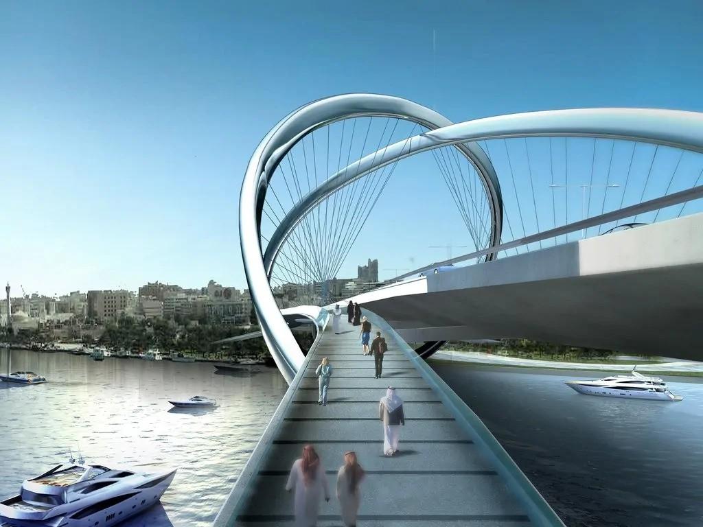 Ponte Shindagha Dubai
