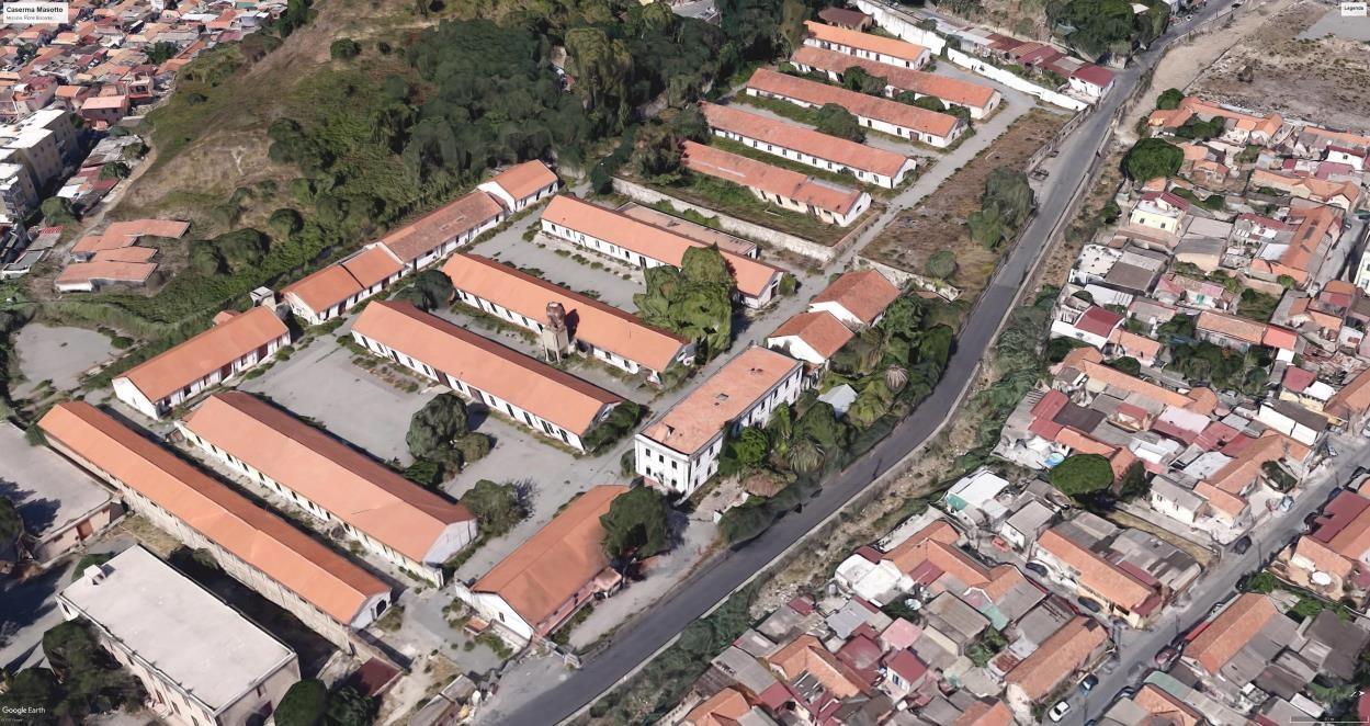 Caserma Masotto a Messina