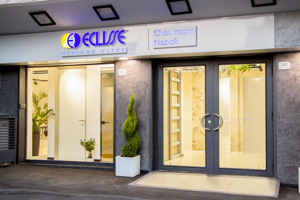 Eclisse showroom