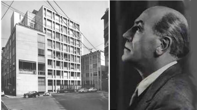 Architetto Pietro Lingeri