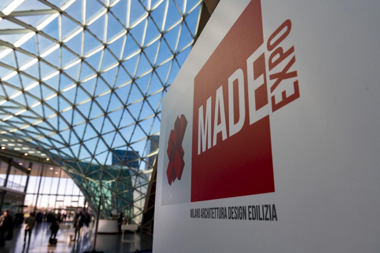 MADE expo: l'edilizia si ritrova a Milano