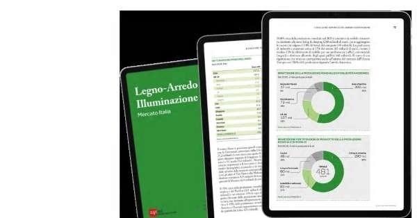 Il Gruppo 24 ORE presenta il Report Legno-Arredo-Illuminazione