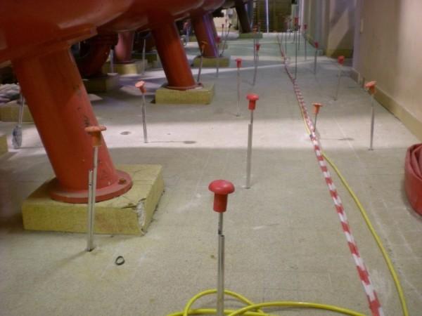 Cedimenti nelle pavimentazioni industriali