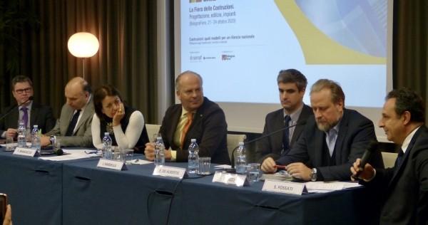 SAIE, la fiera delle costruzioni di Bologna per dare impulso alla ripresa e mostrare le innovazioni della filiera
