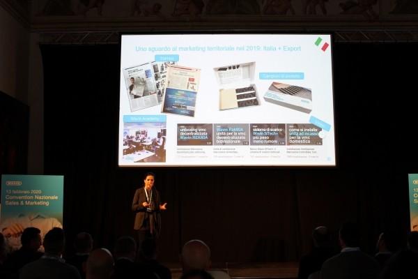 Alla Convention Nazionale Sales & Marketing 2020 di Wavin Italia presentato il nuovo scopo del Gruppo