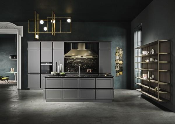 Snaidero presenta Frame: tre interpretazioni di stile in un'unica cucina