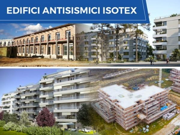 Edifici antisismici Isotex. Sistema costruttivo, caratteristiche e normative