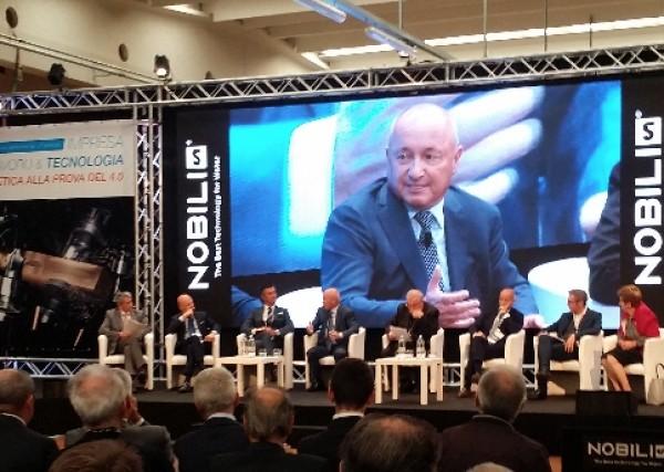 """Da Nobili Rubinetterie grande successo al Convegno sul tema """"Impresa lavoro e tecnologia: l'etica alla prova 4.0"""""""