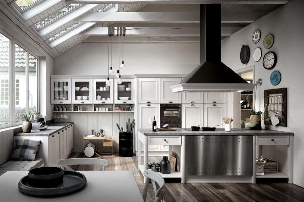 """Amanda della Collezione Top Lops: la cucina dal """"past charms"""""""