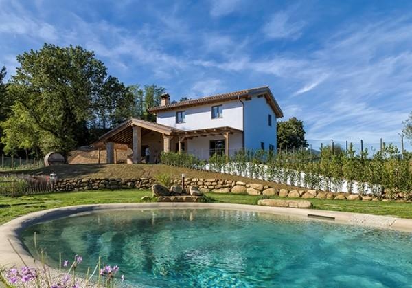 Progetto Moschini, vivere in una casa di legno massiccio