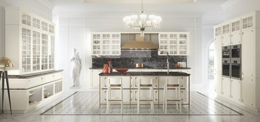 """Snaidero """"Best of kitchens"""" per la rivista Inside Out Arabia e protagonista all'Index Design di Dubai"""