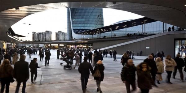 Citylife: la piazza 2.0