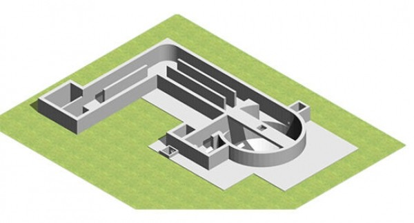 Dissabbiatore Ollolai: forme complesse, progettazione semplice