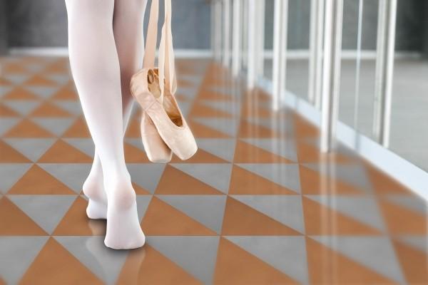 Luci della ribalta Posare è come danzare