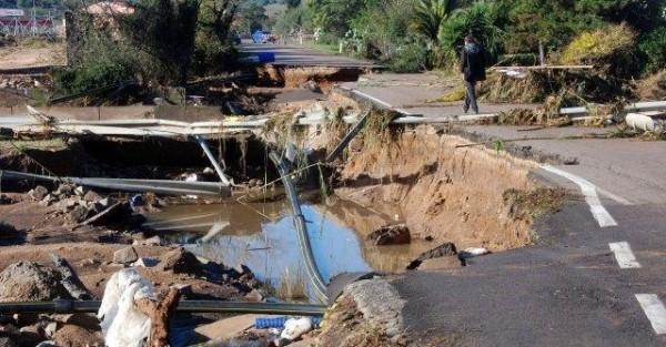 Dissesto idrogeologico, 7 miliardi di euro stanziati per interventi di messa in sicurezza del territorio nazionale
