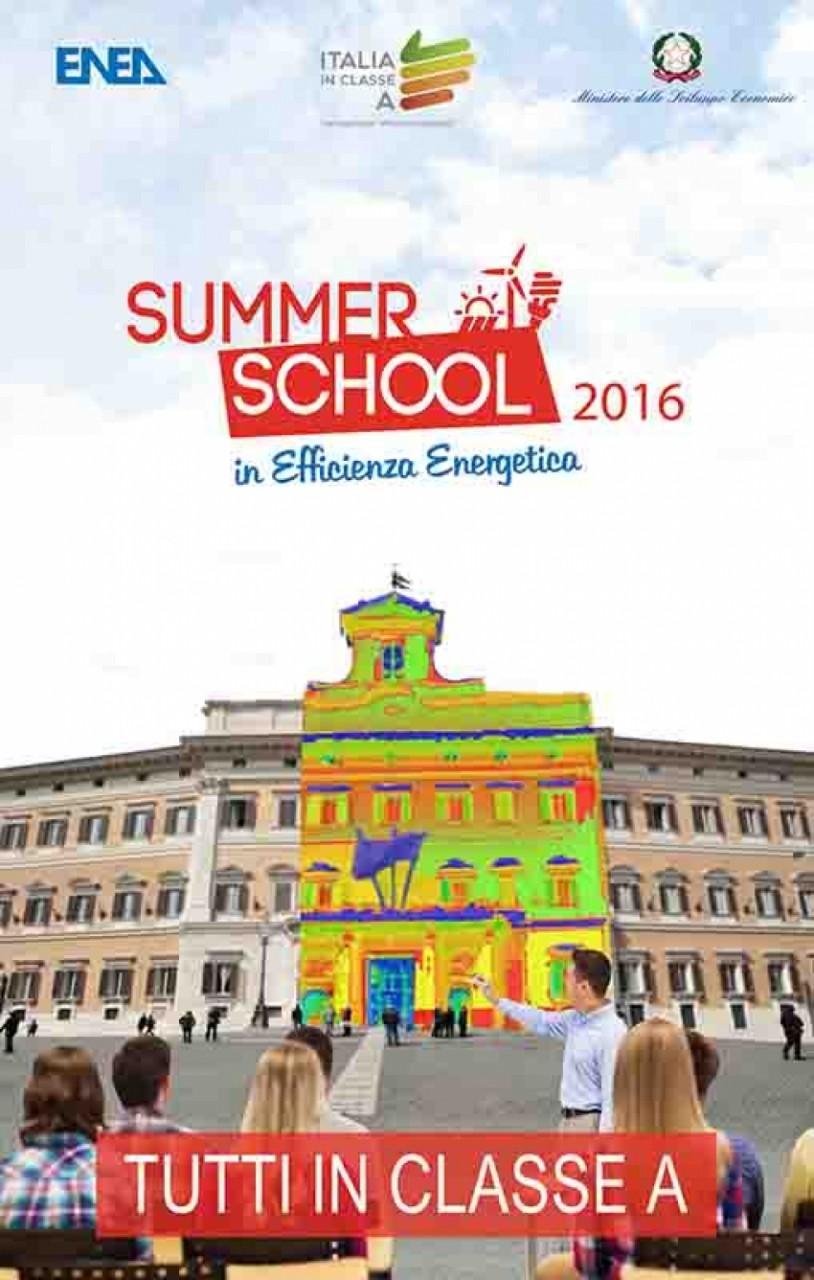 Ambiente: al via summer school ENEA su efficienza energetica e tecnologie per 'catturare' la CO2