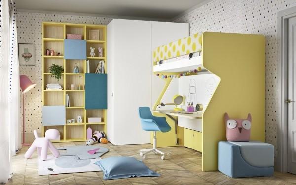 Dai consigli di Paola Marella a un progettista Lops a disposizione per organizzare la cameretta dei ragazzi