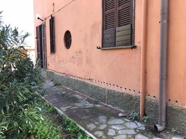 Deumidificazione umidità di risalita in villa privata (Agro Romano – Roma)