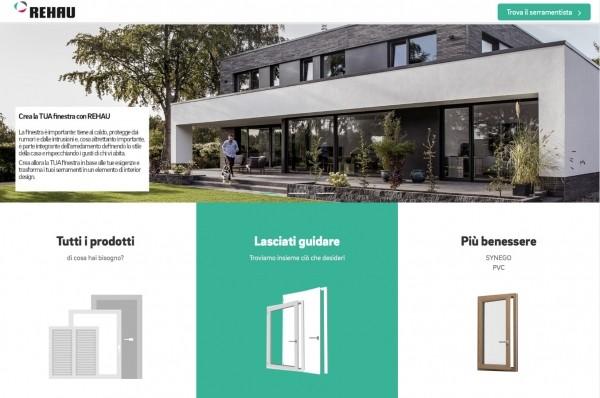 REHAU amplia gli orizzonti digitali dei serramentisti con il nuovo configuratore per finestre REH.VIEW