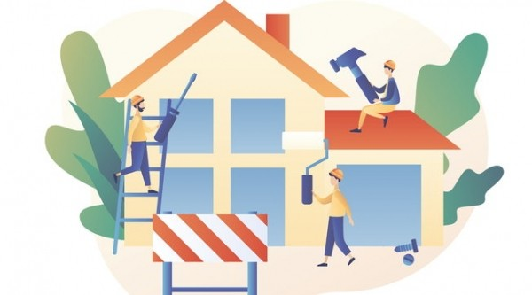 Ecobonus 110%, tutte le misure per ristrutturare casa a costo zero
