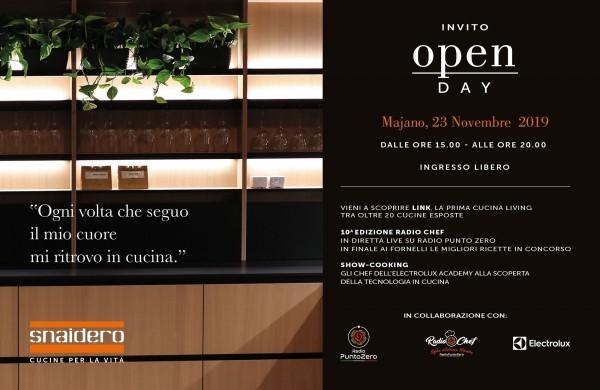 Snaidero Open Day