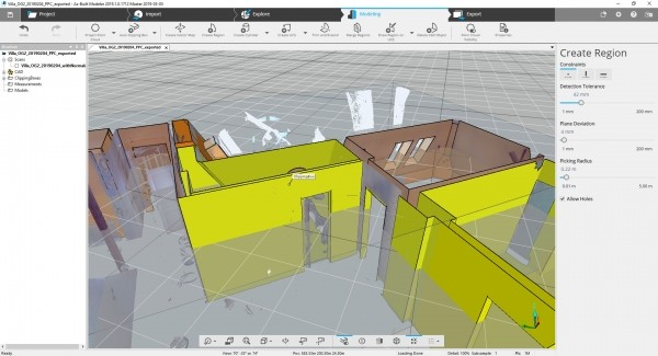 CAM2 presenta il software As-Built Modeler per i professionisti dell'architettura, dell'ingegneria e delle costruzioni