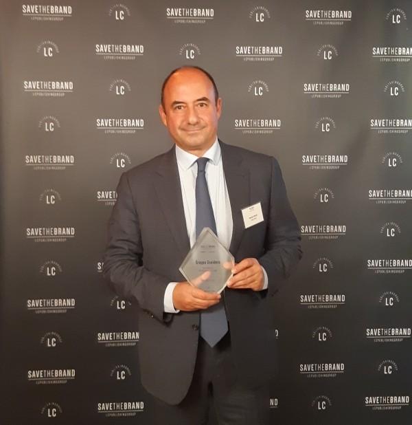 Snaidero vince il Save the Brand Award 2019 nella categoria best practice internazionalizzazione