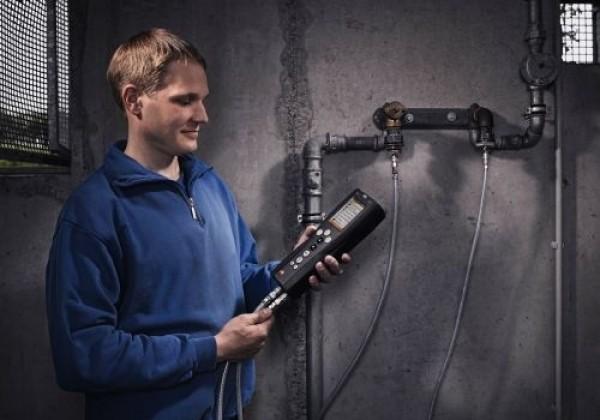 Lo strumento universale per le prove su gas e acqua
