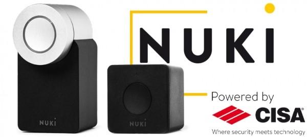 CISA e Nuki insieme per una home living experience sempre più smart e connessa
