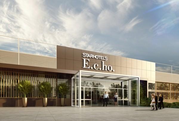 Iosa Ghini Associati firma il progetto del nuovo Starhotels E.ch.o Bologna