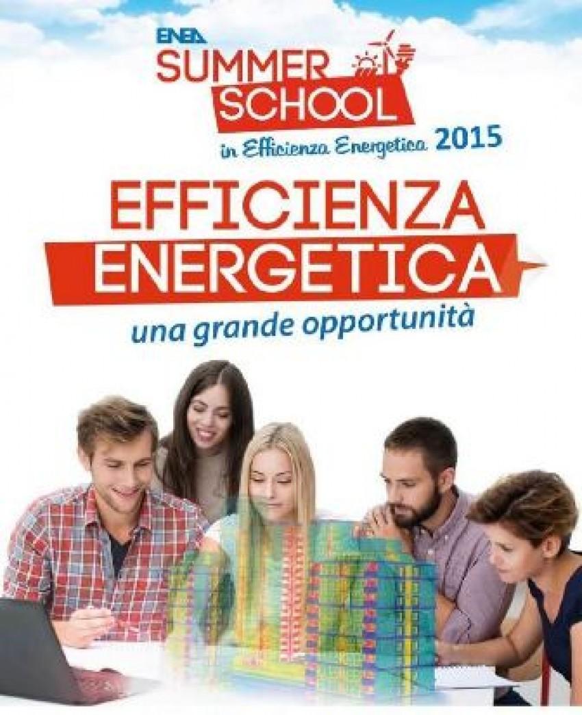 Al via la 3a edizione della Summer School ENEA sull'efficienza