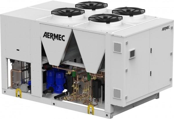 Nuova unità polivalente AERMEC CPS a più livelli di temperatura