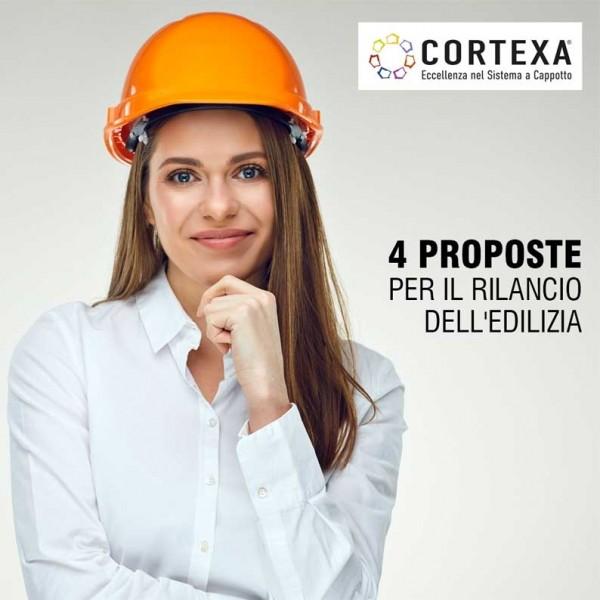 Rilanciare il settore edilizia: le 4 proposte di Cortexa