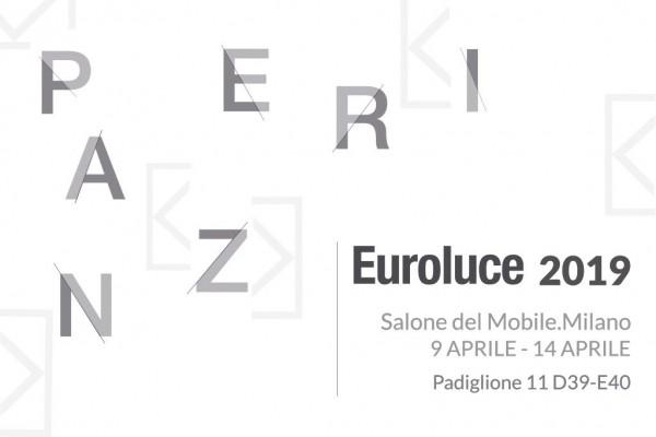 Le novità Panzeri per Euroluce 2019