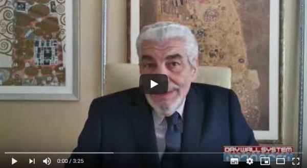 Paolo Panuccio racconta le deumidificazioni e le impermeabilizzazioni di Dry Wall System