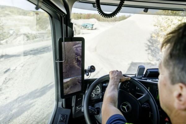 SAIE 2020. In fiera macchine per il trasporto, la consegna e la messa in opera del calcestruzzo.