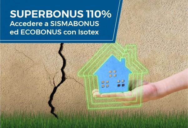 CAM: Isotex è l'unica azienda produttrice di blocchi e solai in legno cemento certificata per i bonus