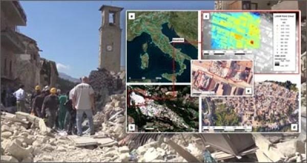 Satelliti, sensori e algoritmi: la metodologia ENEA per la ricostruzione post-sisma