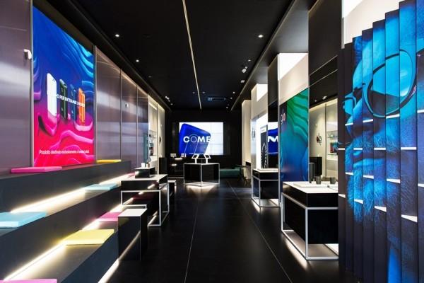 Iosa Ghini Associati firma il restyling del glo flagship store
