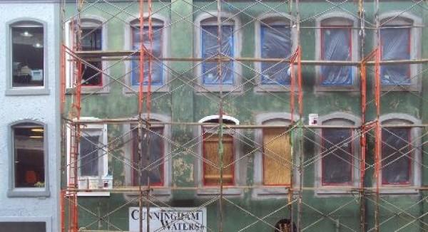 Contributi alle imprese del centro Italia per la messa in sicurezza di immobili ad uso produttivo