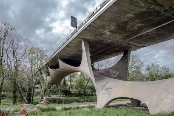 Concorso europeo di progettazione Ponte Musmeci