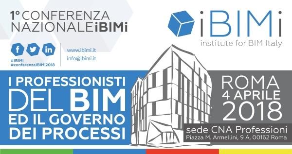 ATH Software e Cype partecipano a iBIMi 4 aprile 2018 - Roma