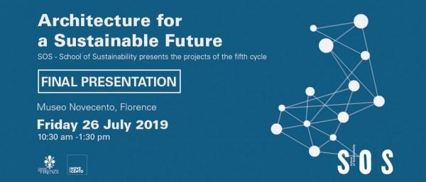 L'architettura del futuro sostenibile di #SOS5