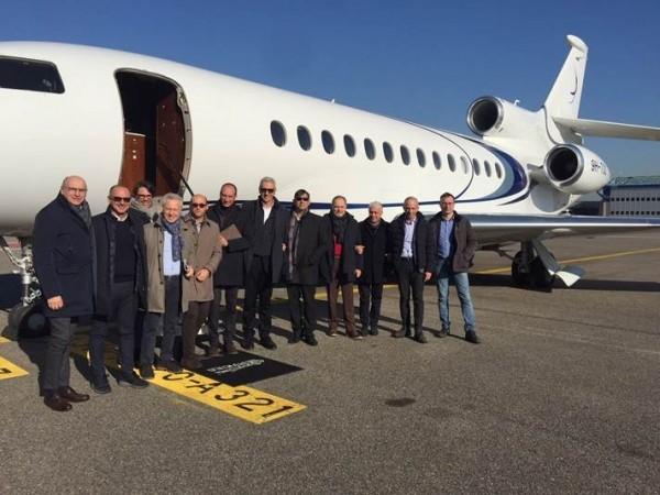 SFA Italia organizza per il Gruppo Idrotrade una visita presso lo stabilimento Aqua Production di Nantes