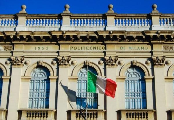 Politecnico di Milano si conferma il top in Italia