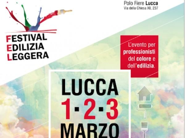 Torna il festival dell'edilizia leggera al polo fiere di Lucca