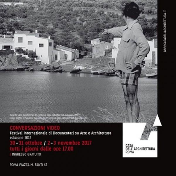 Roma. Festival Internazionale Documentari su Arte e Architettura