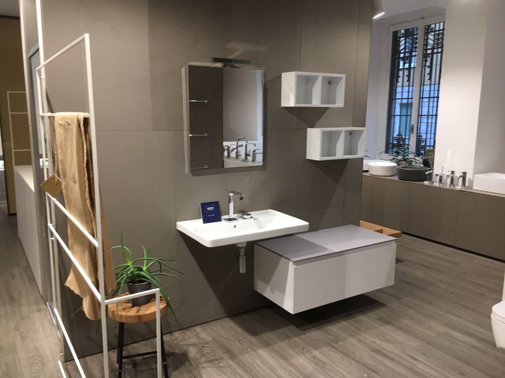 Nuovo showroom grandform a milano - Showroom bagno milano ...