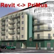 ArchVISION RP - Il plug-in per il computo dinamico e diretto tra Revit e PriMus